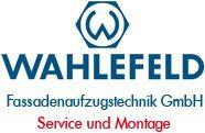wahlefeld fassadenaufzugstechnik logo